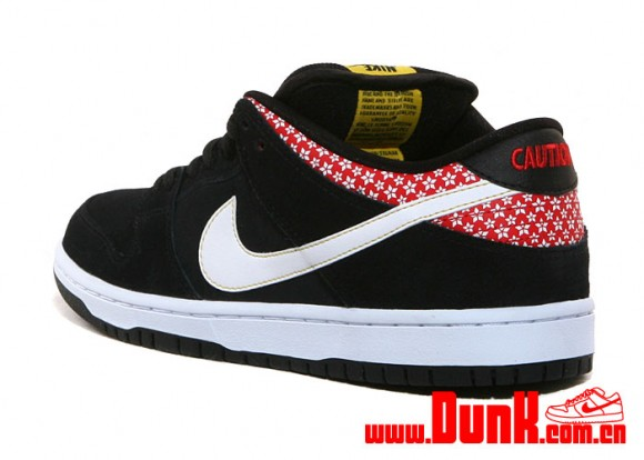 Image Update Nike SB Dunk Low Premium Firecracker