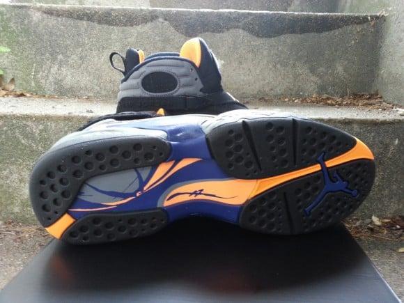 Image Update Phoenix Suns Air Jordan VIII