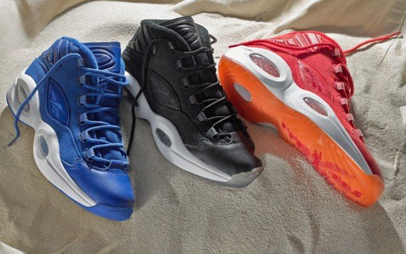 Image Update Reebok Question Summer Canvas Pack