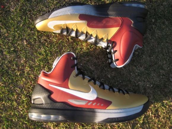 Iron Man 3 KD V by KSM Custom Kicks