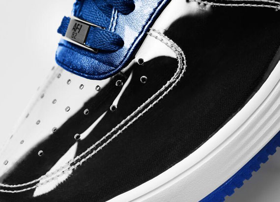 June 2013 Teaser Nike Air Force 1 iD Clear Patent