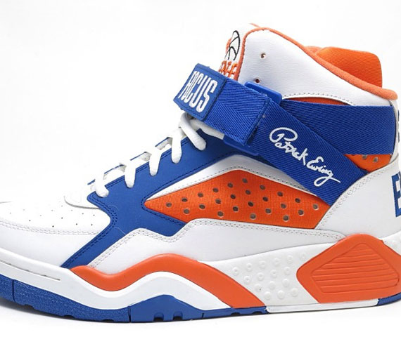 Knicks Ewing Focus Retro Teaser Part II