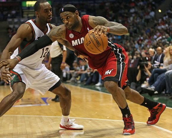 LeBron James Tops All Current NBA Players In Sneaker Sales ... b86b273cf8c