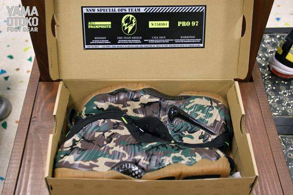 New Images Nike Air Foamposite Pro Special Ops