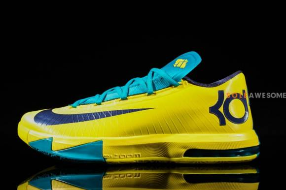 New Images Nike KD VI