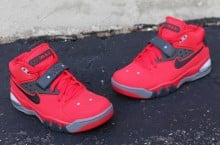 Nike Air Force Max 2013 'Fire Red'