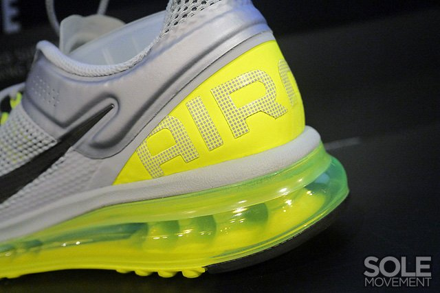 Nike Air Max 2014 Wolf Grey Volt