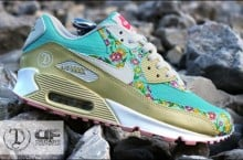 Nike Air Max 90 'Freedom' Custom