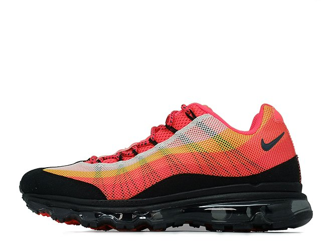 brand new af042 b78cc Nike Air Max '95 DYN FW 'Total Crimson/Midnight Turq-Black ...