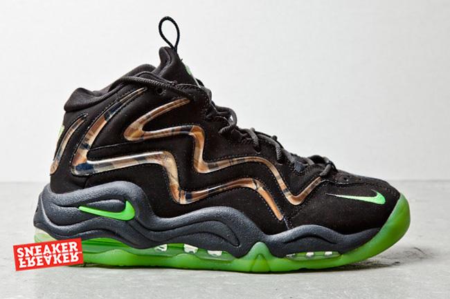 Nike Air Pippen 1 'Camo' | SneakerFiles