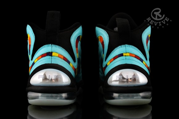 Nike Air Total Max Uptempo Sugarhill by Revive Customs