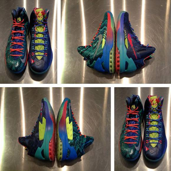 Nike KD V 5 What The KD