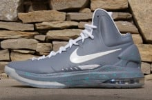 "Nike KD V ""Mag"" Custom by AMAC Customs"