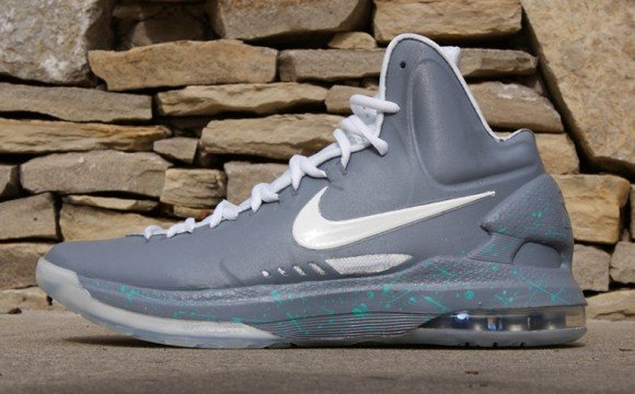 Nike KD V Mag Custom by AMAC Customs