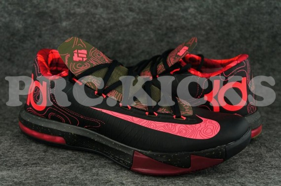 Nike KD VI Meteorology Now Available on eBay