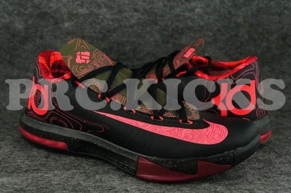 Nike KD VI Meteorology Now Available on eBay
