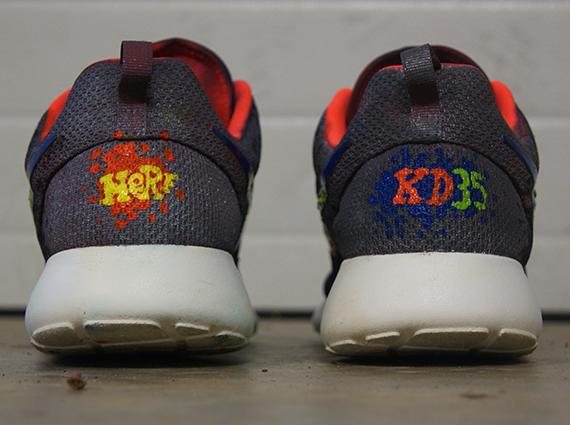Nike Roshe Run Nerf by AMAC Customs