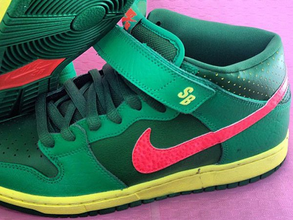 brand new 5e917 68d95 Nike SB Dunk Mid Watermelon 50%OFF