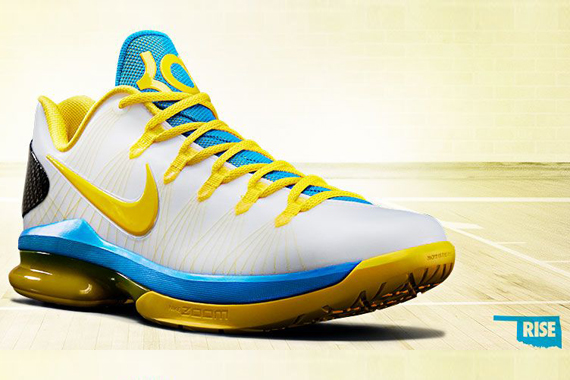 Nike To Donate Proceeds from KD V Elite Sales to Oklahoma Relief