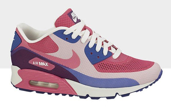Nike WMNS Air Max 90 Hyperfuse 'Pink FlashSail Pink Flash