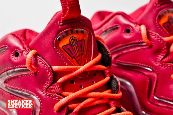 Noble Red Nike Air Pippen 1