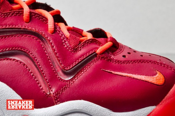 buy popular dd27e 97eb0 Noble Red Nike Air Pippen 1