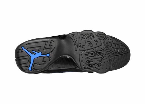 Release Info Air Jordan IX 9 Black Bottom