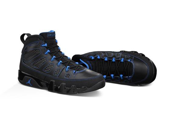 Release Info Air Jordan IX 9 Black Bottom