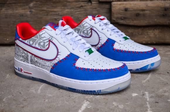 Release Info Nike Air Force 1 Low CMF Premium Puerto Rico