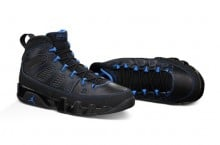 Release Reminder: Air Jordan IX (9) 'Black Bottom'