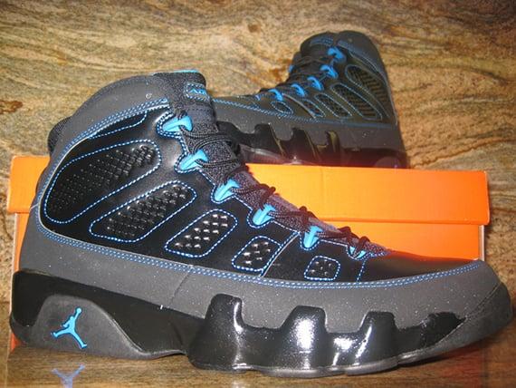 Release Reminder Air Jordan IX Black Bottom