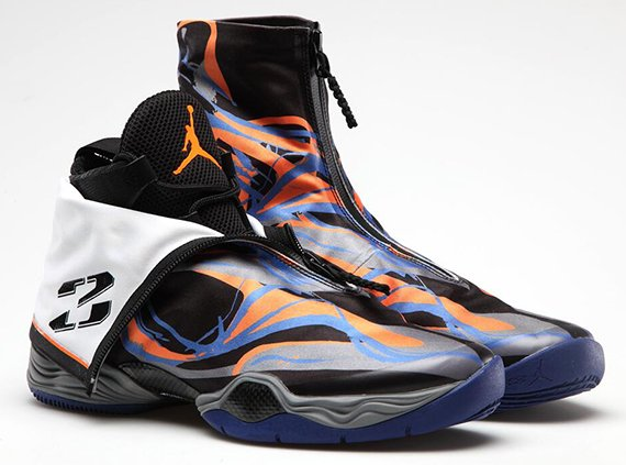 Release Reminder Air Jordan XX8 Black Bright Citrus Cool Grey