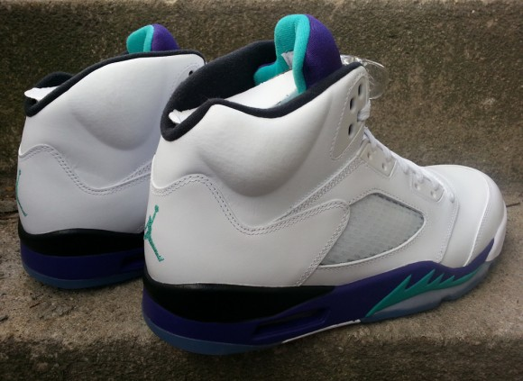 Release Reminder Grape Air Jordan V