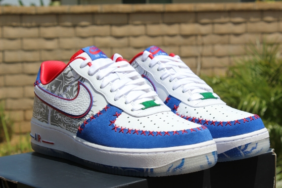 Release Reminder Nike Air Force 1 Low Puerto Rico