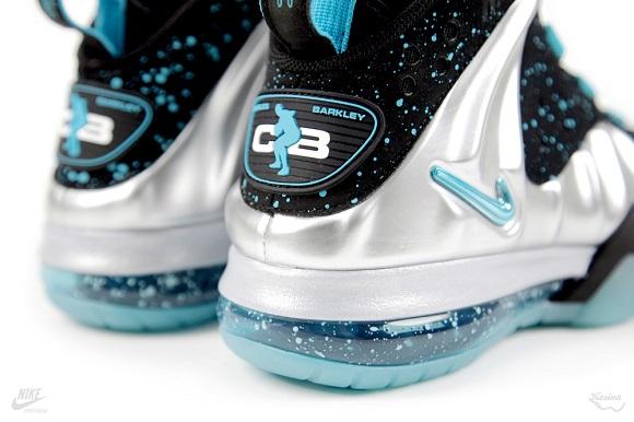 Release Reminder Nike Barkley Posite Max Metallic Silver Gamma Blue