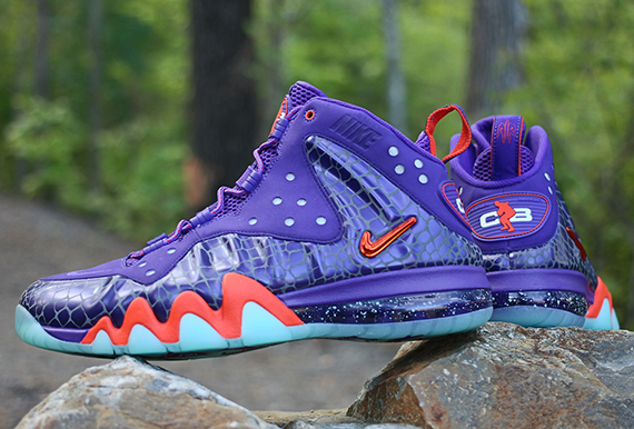 Release Reminder Nike Barkley Posite Max Suns
