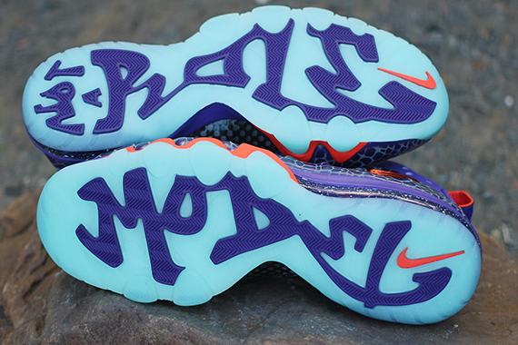 Release Reminder Nike Barkley Posite Max Suns