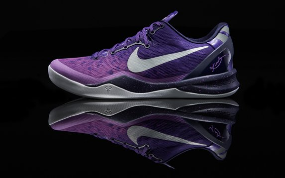 Release Reminder: Nike Kobe VIII (8) System 'Court Purple ...