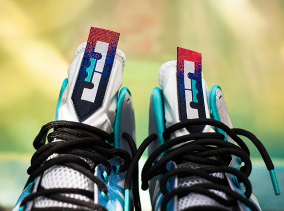 Release Reminder Nike LeBron X Pure Platinum