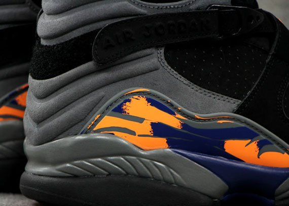 Release Reminder Suns Air Jordan VIII