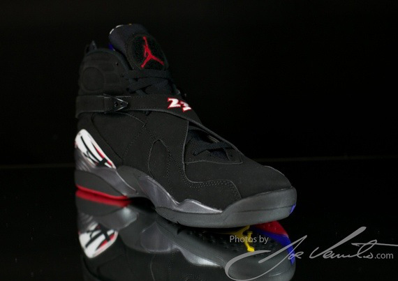 Release Update Playoff Air Jordan VIII