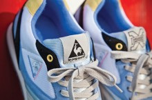 Sneaker Freaker x Le Coq Sportif Flash 'Summer Bay'