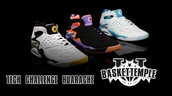 Teaser Nike Air Tech Challenge Huarache