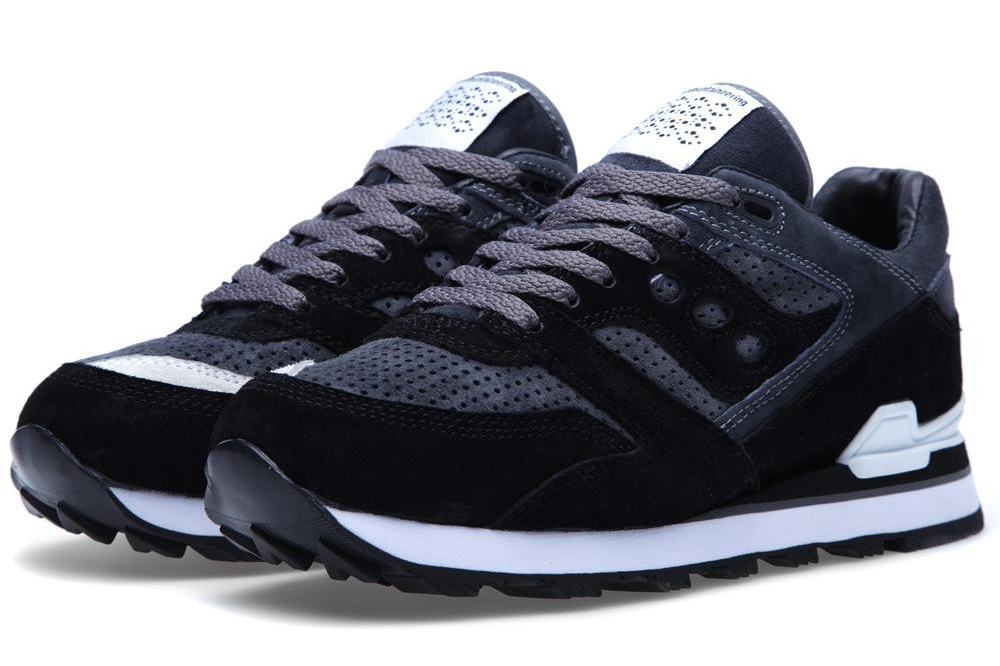 Saucony Black And Teal