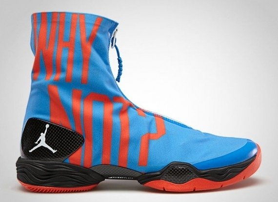 """Why Not"" Air Jordan XX8 (28) Russell Westbrook PE ..."