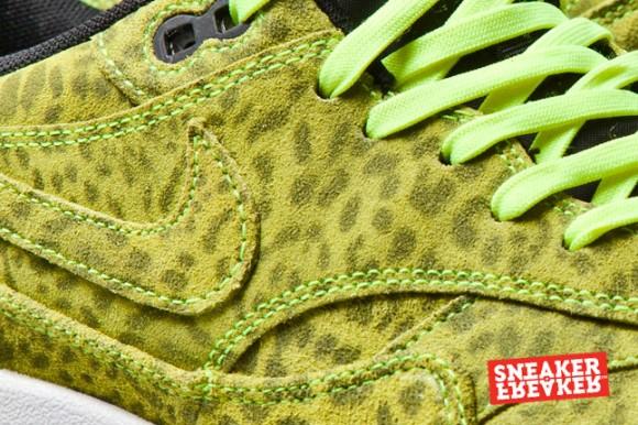 Yellow Leopard Nike Air Max 1 FB