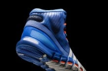 Adidas CrazyQuick (Blue/Silver/Orange) – New Release