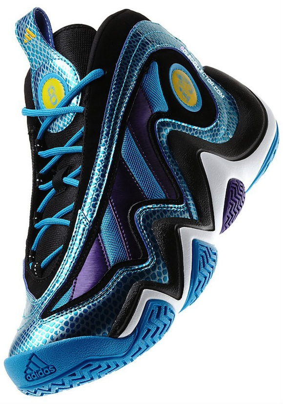 Adidas Elevation EQT Draft Day Hornets