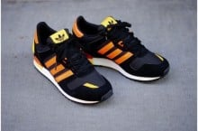 Adidas Originals ZX 700 Black/Orange – New Release
