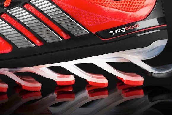 Adidas Spring Blade Officially Revealed
